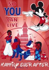 Disney Heroic Realism